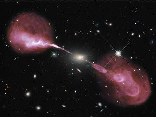 6 images that show how violent and destructive the universe can be - Business Insider