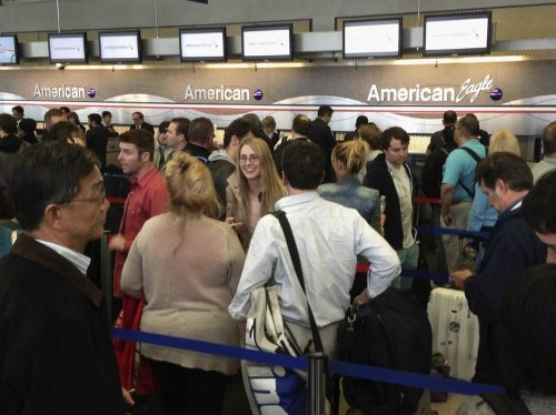 Flight Delays Are Starting To Kick In, And Now People Are Really Beginning To Complain About The Sequester