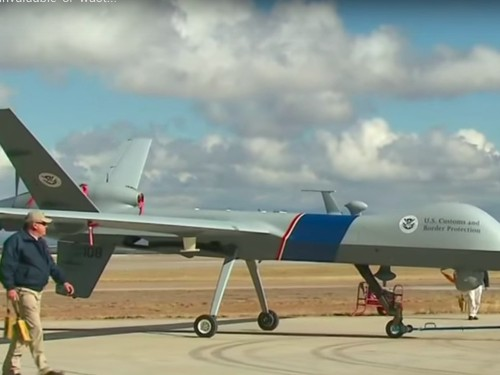 Drug traffickers are hacking US surveillance drones to get past border patrol