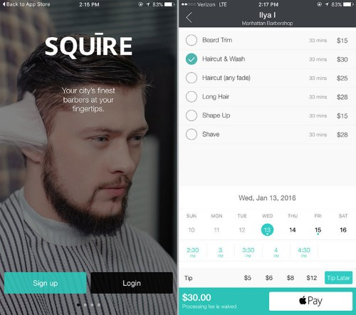 The 'Uber for haircuts' is finally here