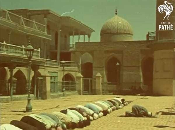 This amazing film shows what Iraq was like in the 1950s, before decades of conflict - Business Insider