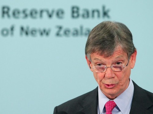 New Zealand is about to get a new central bank chief