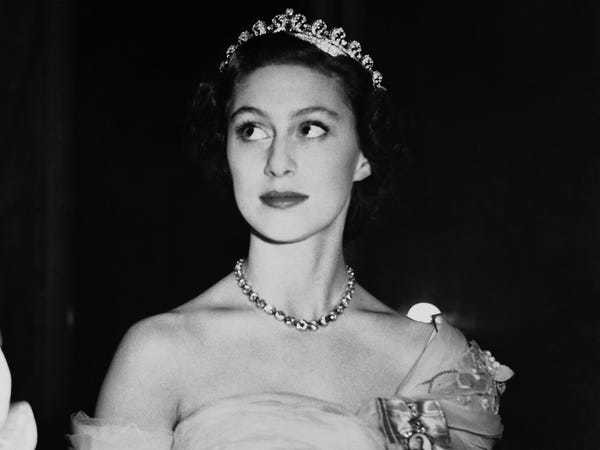 Princess Margaret's luxurious morning routine - Business Insider