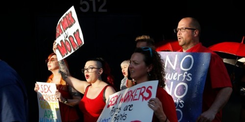 Congress' awful anti-sex-trafficking law has only put sex workers in danger and wasted taxpayer money