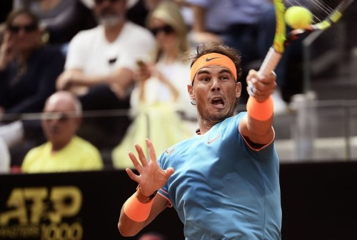 Rafael Nadal dominates Novak Djokovic in the Italian Open final