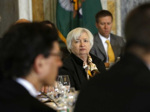 YELLEN SPEAKS, STOCKS HIT ALL-TIME HIGHS: Here's what you need to know