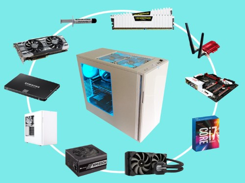 I built my own PC and it was super easy - here's how to do it