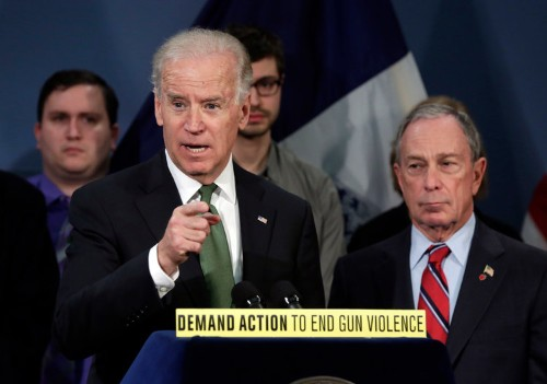 Joe Biden Signals The Obama Administration Has A New, Two-Pronged Approach To Gun Control