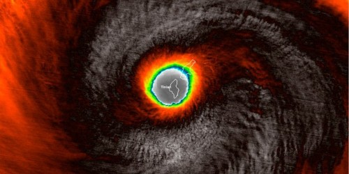 Super Typhoon Yutu: Northern Mariana Islands take a direct hit from