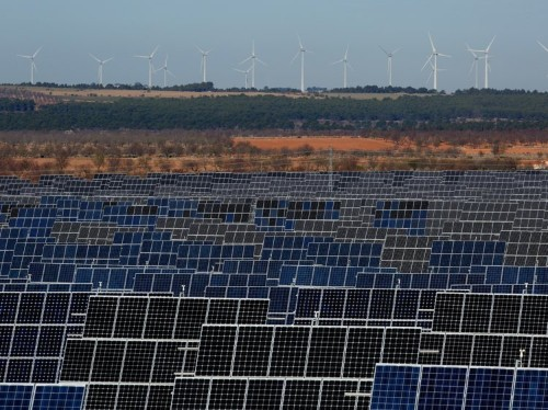 This country will soon have the world's largest solar power plant
