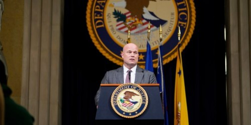 A bombshell new report about Trump's interference with federal investigations 'raises serious questions' about whether Matthew Whitaker misled Congress, aides say