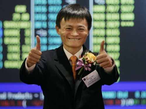 Alibaba's Jack Ma Is Now China's Richest Person
