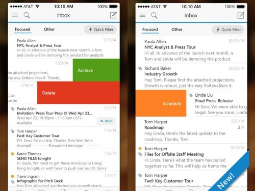 4 email apps that are better than the one that comes with your iPhone