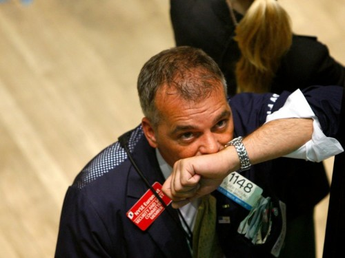 Next recession: A major stock-market shift is warning of a slowdown