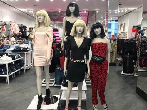 Charlotte Russe is closing all of its stores