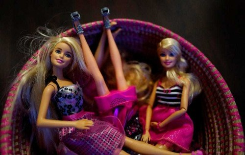 The maker of Barbie is plunging after announcing its earnings will be weaker than expected this year (MAT)