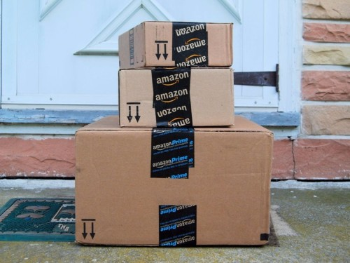 There's a great new way to reuse your old Amazon shipping boxes