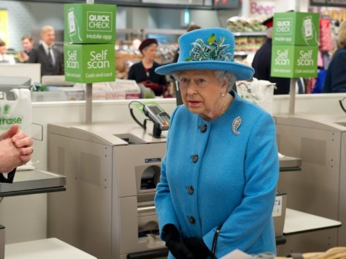 The BBC is in trouble for making 'humiliating and intrusive' jokes about the Queen's sex life on her 90th birthday