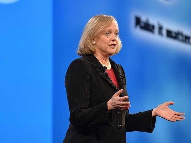 HP's Meg Whitman: Microsoft Used To Be Our Partner But Is Now Our Competitor