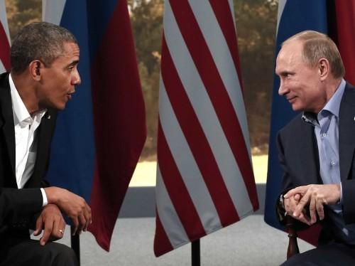 Vladimir Putin just did the US a huge favor