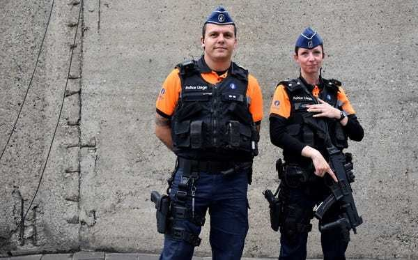 Tour de France security: 'Terrorism risk exists every day, everywhere' - Business Insider
