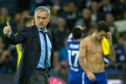 Spurs a title threat, admits Chelsea boss Mourinho