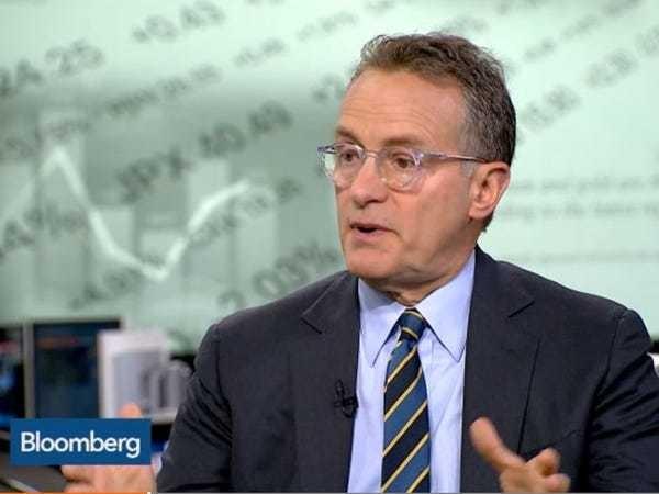 Howard Marks favorite with Warren Buffett talks bubble - Business Insider