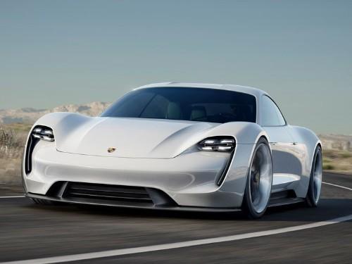 Porsche's Tesla killer is officially on the way