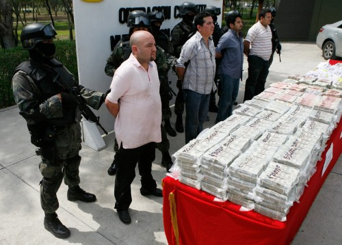 How the Sinaloa cartel reportedly laundered drug money with clothing and footwear