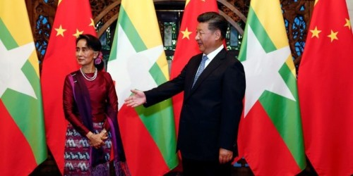 Why China sees Myanmar's Rohingya crisis as an opportunity