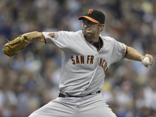 A San Francisco Giants Pitcher Gave $500,000 Back To His Team After Noticing An Error In His Contract