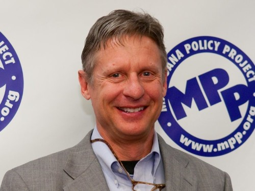 Gary Johnson just proved he's not deep enough to be president