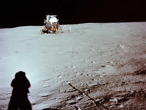 The Surprising Reason Neil Armstrong — And Not Buzz Aldrin — Was The First Person On The Moon