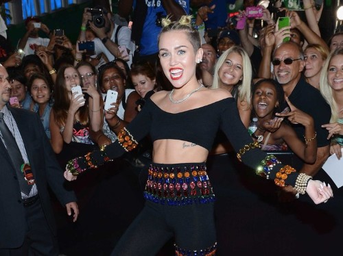 The Most Outrageous Outfits At MTV's Video Music Awards