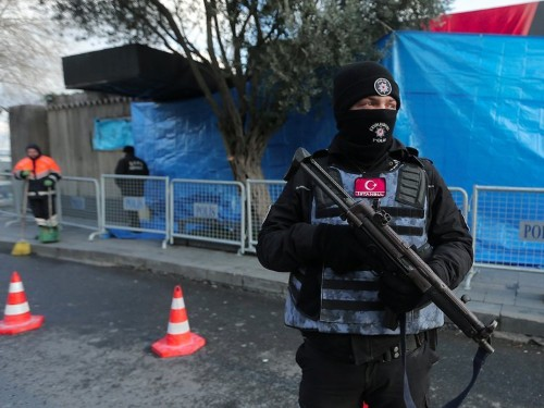 Turkey detained more than 400 suspected ISIS followers in biggest-ever roundup