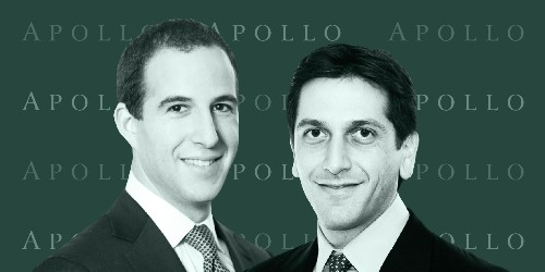 Two new executives are leading Apollo's private equity business - Business Insider