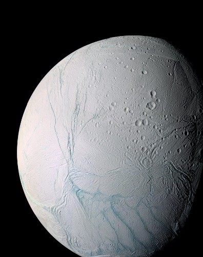 Discovery Of Underground Water Means Saturn's Moon Could Hold Life