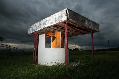 10 eerie photos of drive-in theaters that have been abandoned across the US