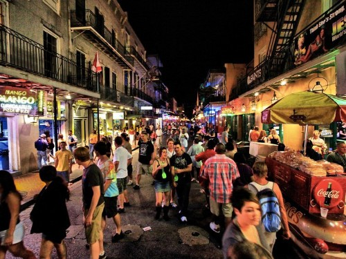 21 US destinations where it's legal to drink outside