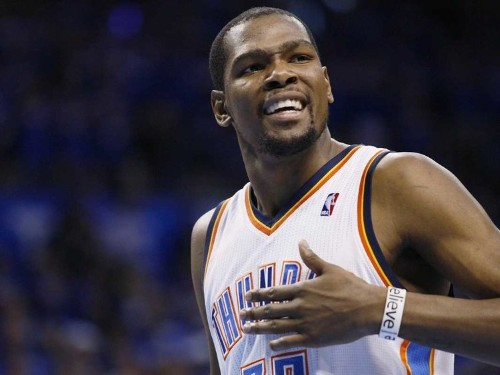 Report: Kevin Durant Is Signing With Jay-Z's New Sports Agency