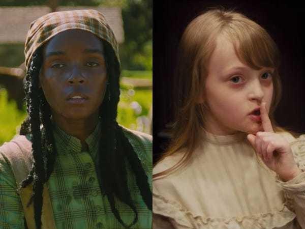 'Antebellum' trailer: Watch Janelle Monae time travel to the Civil War-era South - Business Insider