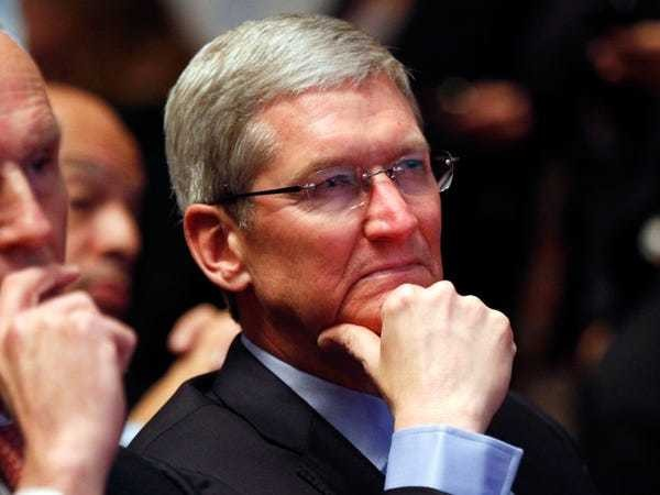 Apple CEO Tim Cook says monopolies aren't bad if they aren't abused - Business Insider