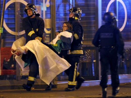ISIS is claiming responsibility for the Paris attacks