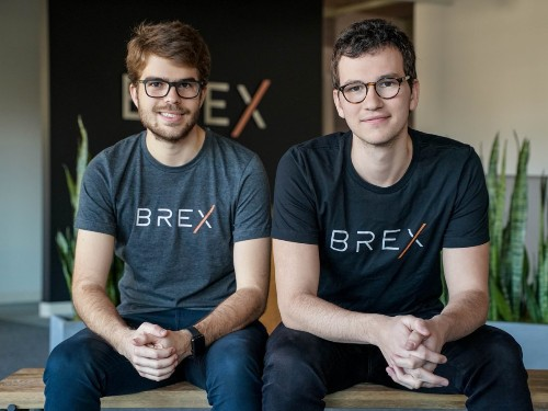 Buzzy startup Brex announced Brex Cash, a bank account for startups