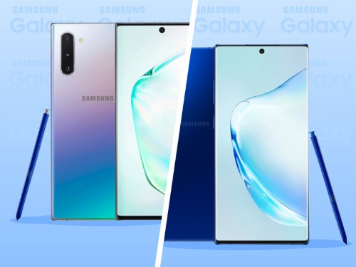 Galaxy Note 10 vs. Galaxy Note 10 Plus: Which Samsung phone is best?
