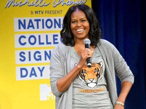 Michelle Obama just explained how to be successful in one sentence