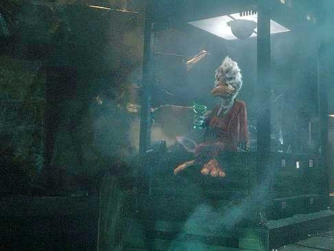 George Lucas thinks Marvel may work on a Howard the Duck reboot