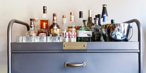 Why you should buy a bar cart - Business Insider