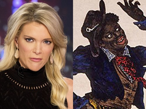 Megyn Kelly defended blackface on the 'Today' show, but here's the racist history behind it