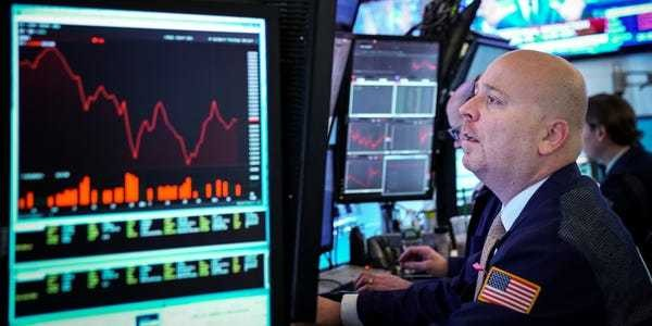 Stock market volatility increasing, trade recommendations from Goldman - Business Insider